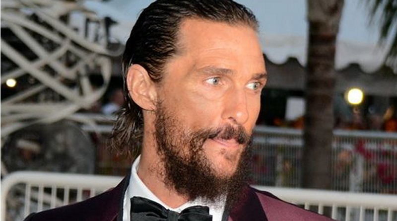 Matthew McConaughey. Photo Credit: Georges Biard, Wikipedia Commons