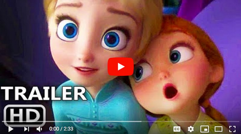 Disney Releases 'Frozen 2' Trailer (see below)