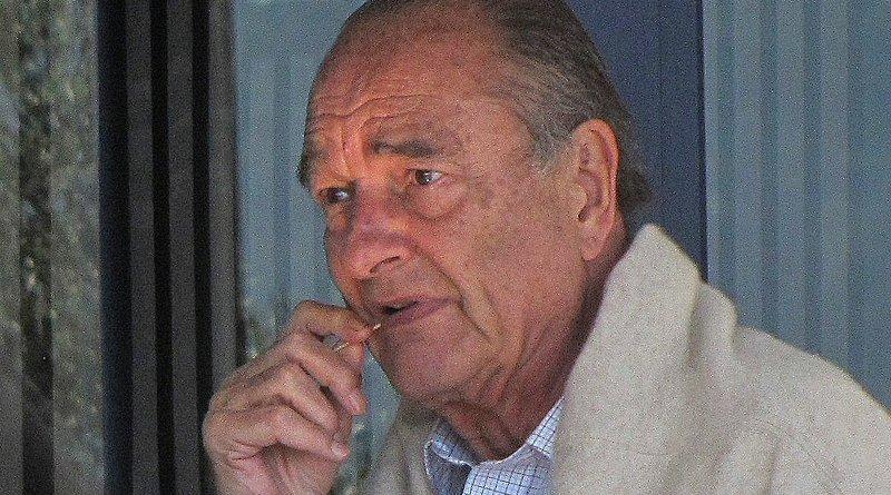 France's Jacques Chirac. Photo Credit: Brian Minkoff- London Pixels, Wikimedia Commons.