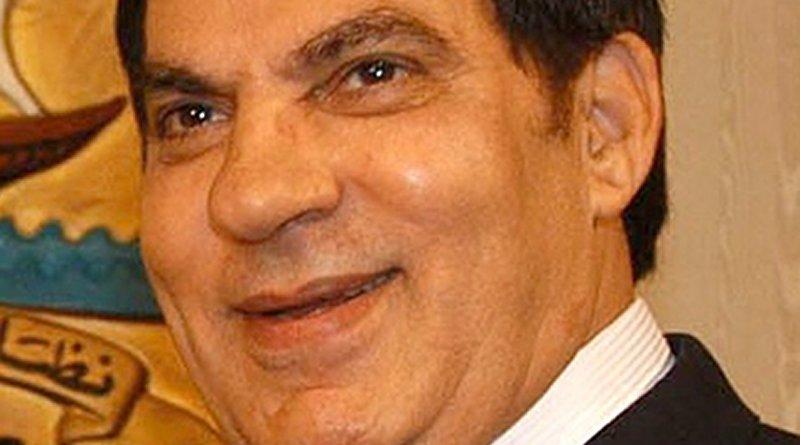 Tunisia's Zine al-Abidine Ben Ali. Photo Credit: Presidencia de la Nación Argentina, Wikipedia Commons