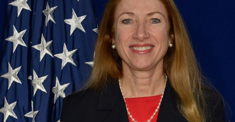 Kelly Colleen Degnan. Photo Credit: US State Department