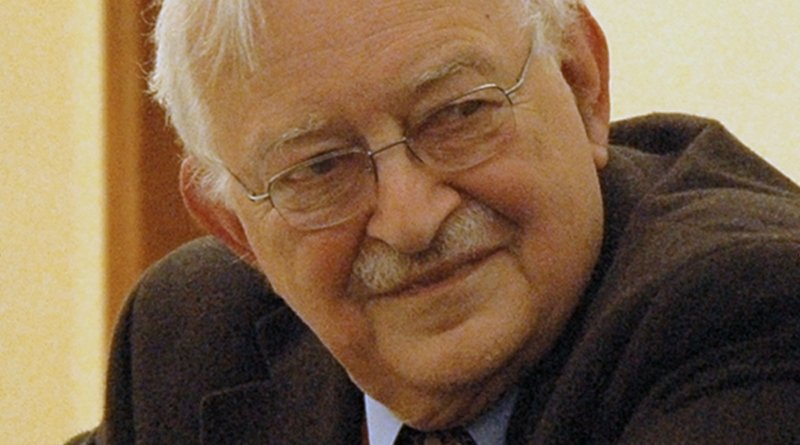 Immanuel Wallerstein. Photo Credit: Alexei Kouprianov, Wikipedia Commons