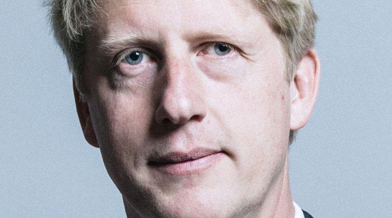Britain's Joseph Johnson. Credit: UK Parliament, Wikipedia Commons.