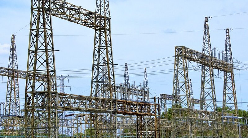 electricity power electric grid