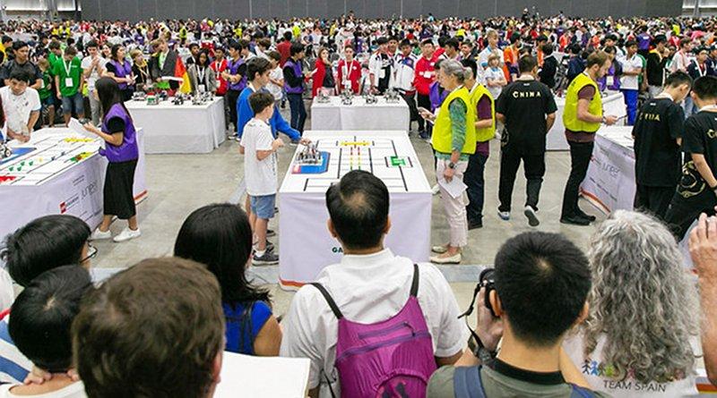 World Robot Olympiad Twitter