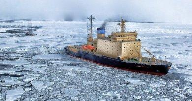 arctic ship trade