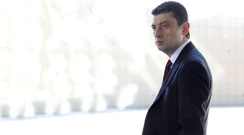 Georgia's Giorgi Gakharia. Photo Credit: Davit Teteloshvili - Ministry of Internal Affairs, Wikipedia Commons