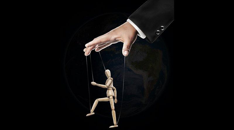 politics puppet deep state