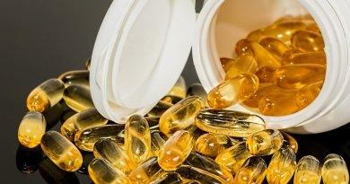 omega 3 capsules pill vitamin