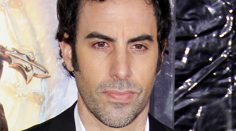 Sacha Baron Cohen. Photo Credit: Joella Marano, Wikipedia Commons