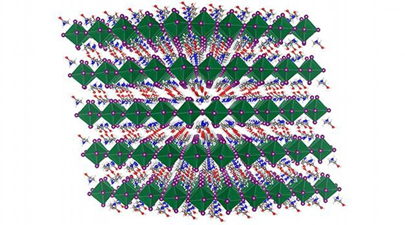 Crystal structure of a two-dimensional hybrid perovskite with long hot-carrier cooling time.© 2019 Jun Yin
