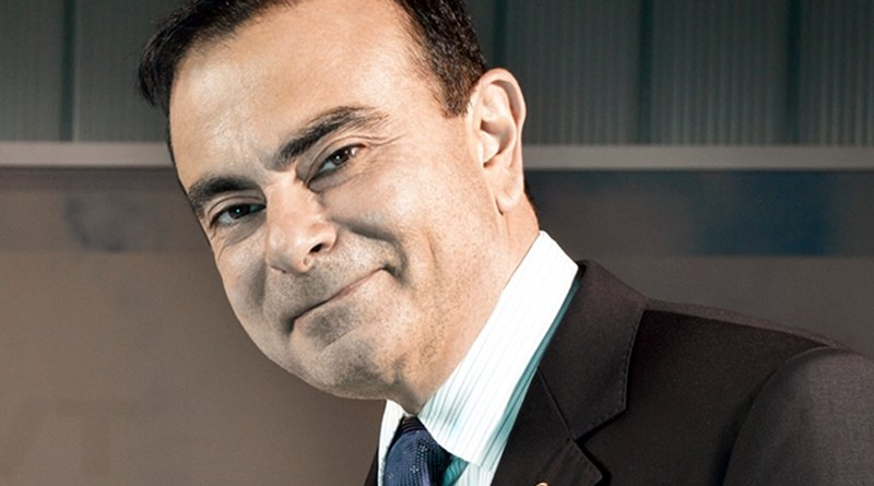 File photo of Carlos Ghosn. Photo Credit: Nissan Motor Co. Ltd, Wikipedia Commons