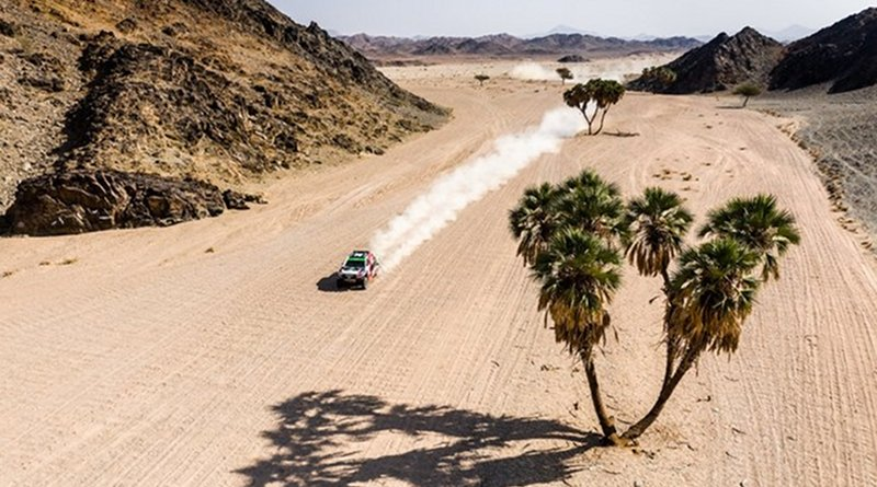 The event will see pilots drive specially modified vehicles, quads, SxS and motorbikes, designed to handle the 12 stages of the varied, challenging terrains. Supplied