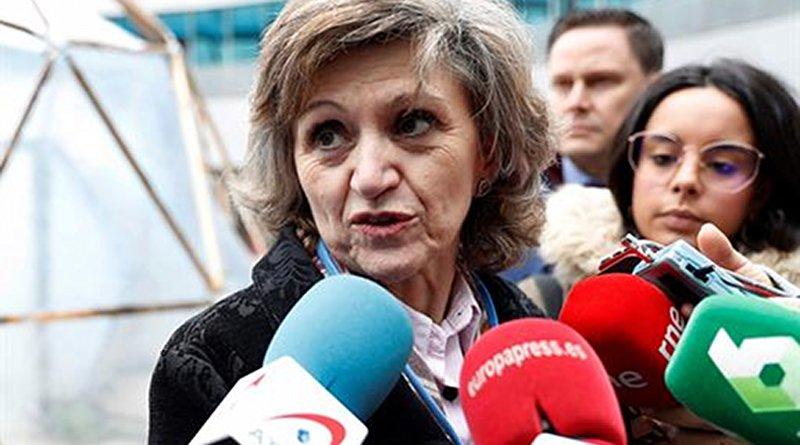 Spain's María Luisa Carcedo. Photo Credit: Spanish government