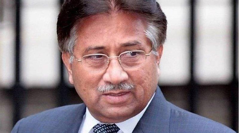 Pakistan's Gen. Pervez Musharraf. Photo Credit: Tasnim News Agency