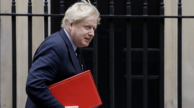 Boris Johnson. Photo Credit: Fars News Agency