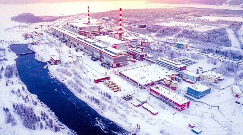 Kola nuclear power plant in Murmansk (Image: Rosatom)