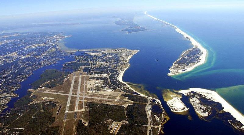 Navy Air Station Pensacola, Florida. Photo Credit: Kevin King, Wikipedia Commons