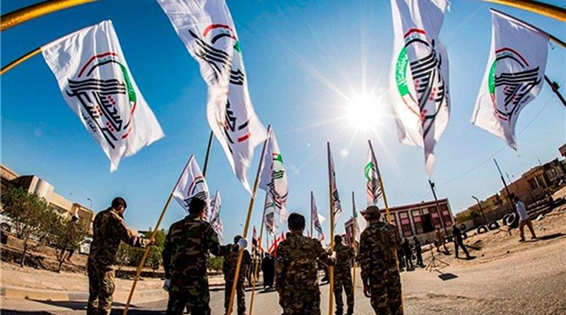 Iraq's Kata'eb Hezbollah. Photo Credit: Fars News Agency