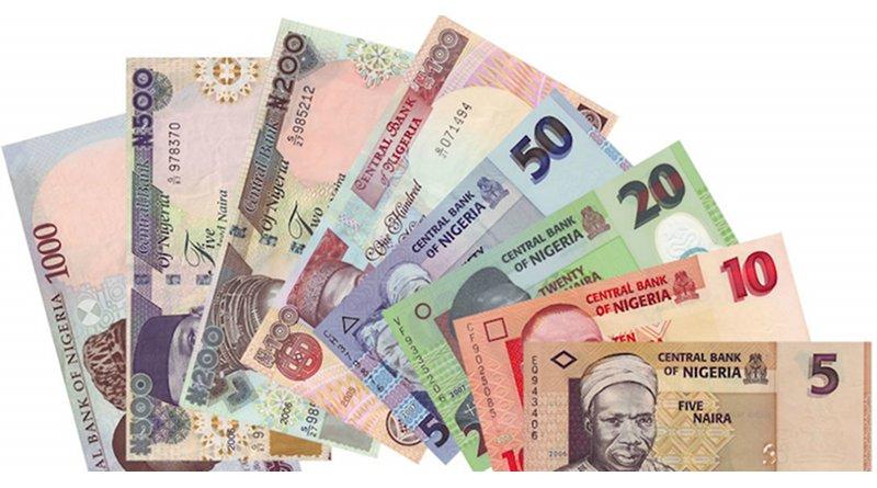 Nigerian currency Naira. Credit: Umaizi