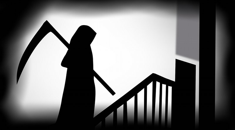 Death Film Horror Movie Nosferatu Reaper Scythe
