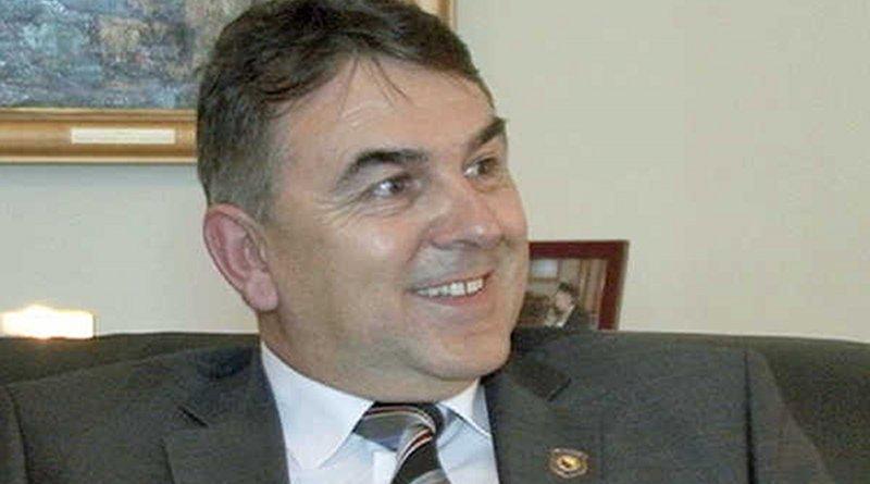 Bosnia's Goran Salihovic. Photo Credit: Goran SalihoviÄ, VOA