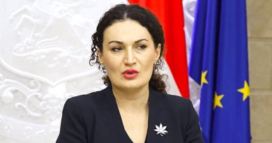 Ketevan Tsikhelashvili. Photo: Screengrab from the video of Reconciliation Ministry: facebook.com/SMRCEgeorgia