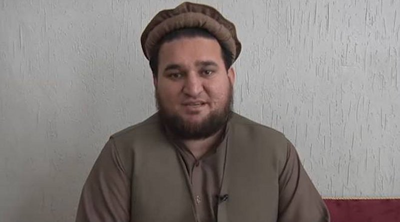 Ehsanullah Ehsan. Photo Credit: Screenshot of video released by Pakistan Military
