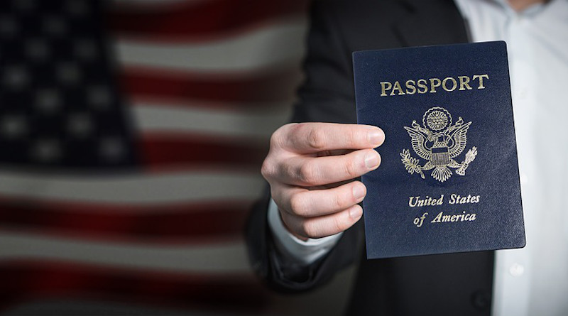 united states Pass Passport Id Entry Exit Identity Card