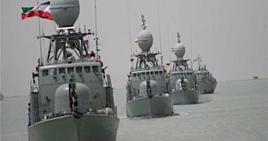 File photo of Iran's Naval fleet. Photo Credit: Tasnim News Agency