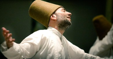Dervish Dance Sufism Islam Sufi Religion Turkey