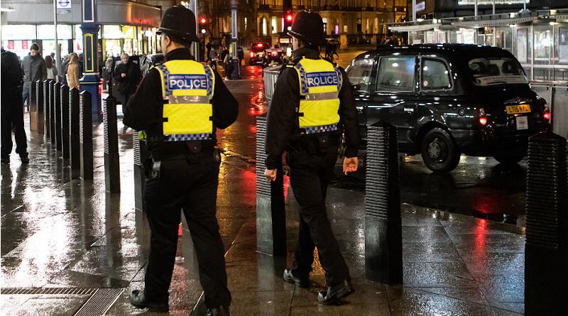British Transport Police Police London English