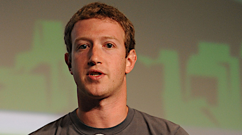Mark Zuckerberg. Photo Credit: TechCrunch, Wikipedia Commons