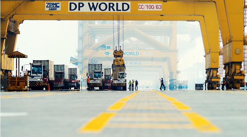 DP World. Photo Credit: DP World