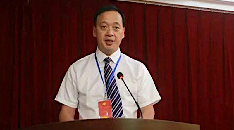 Liu Zhiming, director of Wuhan's Wuchang Hospital, whose death on Feb. 18, 2020 at the age of 50 made him the seventh reported healthcare worker in China to die from the coronavirus since the epidemic first emerged in the city in December. Photo Credit: Wuchang Hospital
