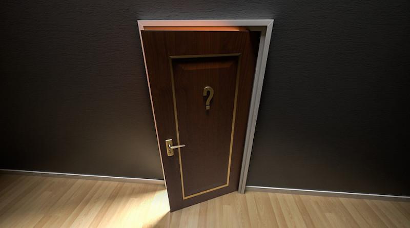freedom information top secret door