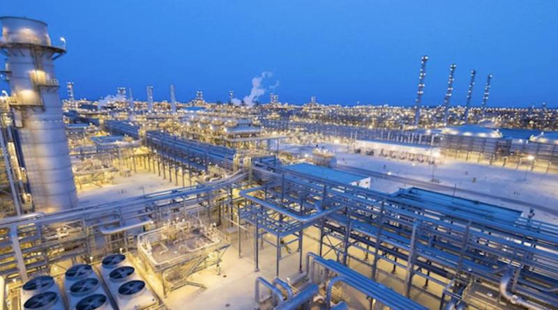 Saudi Aramco installations. Photo Credit: Saudi Aramco