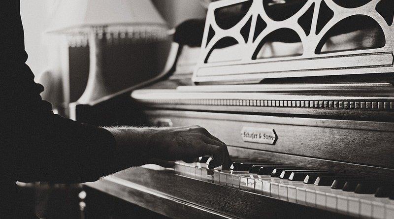 Piano Classical Music Piano Player Pianist Man