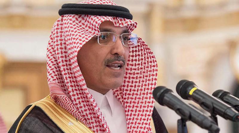 Saudi Finance Minister Mohammed Al-Jadaan. Photo Credit: SPA