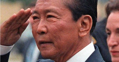 The Philippines' Ferdinand Marcos. Photo Credit: Wikipedia Commons