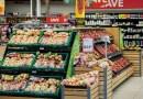 supermarket grocery food market shop store