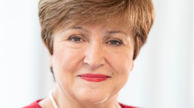 Kristalina Georgieva, IMF Managing Director. Photo Credit: IMF