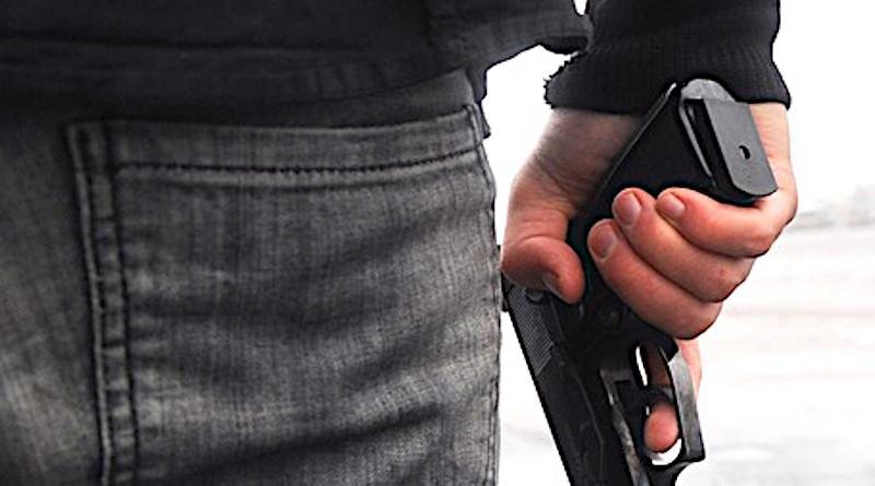 mafia Gun Gangster Leather Criminal Pistol Crime handgun