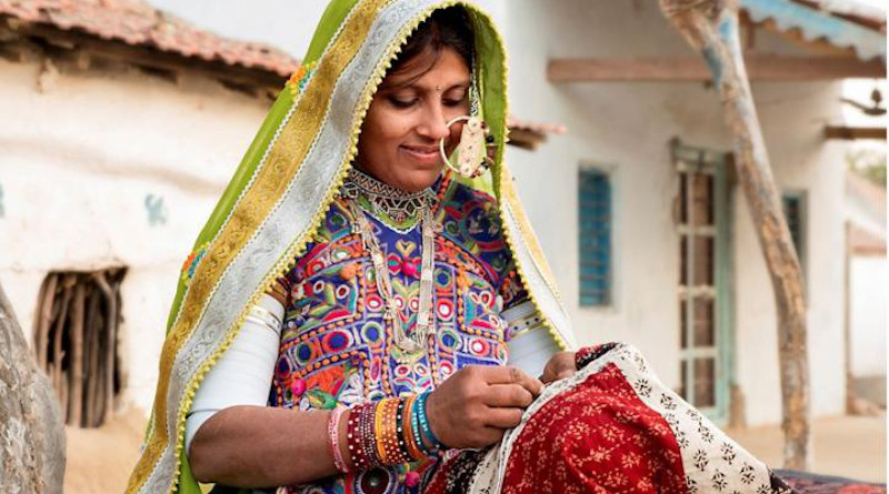 Fabindia has partnered with local craftspeople to create a unique supply chain to bring handmade products into the retail landscape. CREDIT Photos courtesy of Fabindia