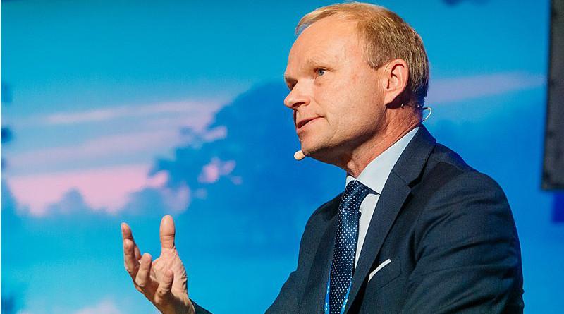 Pekka Lundmark. Photo Credit: EU2017EE Estonian Presidency, Wikimedia Commons