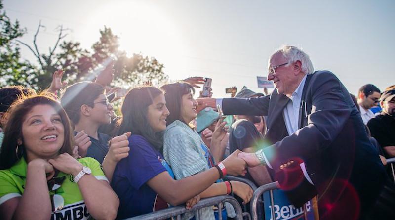 Bernie Sanders. Photo Credit: Bernie Sanders' Official Campaign Website berniesanders.com
