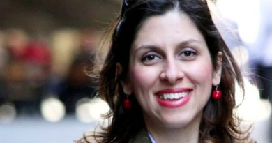 Jailed British-Iranian aid worker Nazanin Zaghari-Ratcliffe. Photo supplied via AN