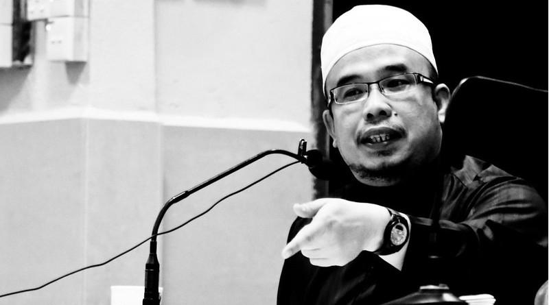Dr. Mohd Asri Zainul Abidin. Photo Credit: Mohd Hafizuddin Husin, Flickr, CC BY-NC-ND 2.0