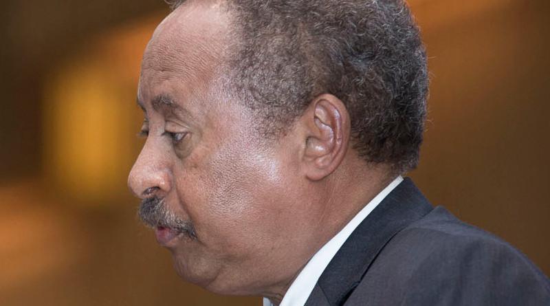 Sudanese Prime Minister Abdallah Hamdok. Photo Credit: International Hydropower Association, Wikipedia Commons