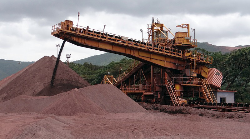 Mining Iron Ore Mine Transport Conveyor Iron